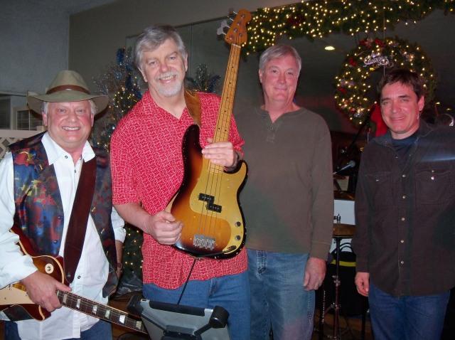 The Einsteins Reunion Band